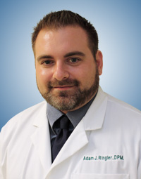 Adam J. Ringler DPM